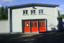 Renovation Works to Spellman Hall Kildavin